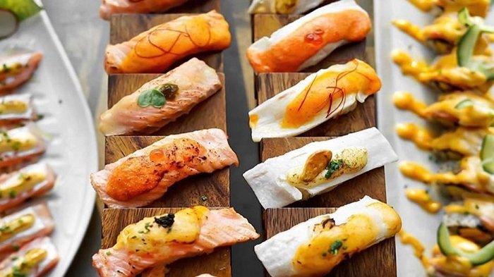 Viral di Medsos, Seafood di Atas Sushi Terlihat Bergerak Saat Akan Dimakan