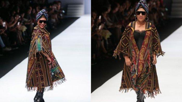 Beri Syarat 10 Kapal, Susi Pudjiastuti Bersedia Jadi Model di Jakarta Fashion Week 2019