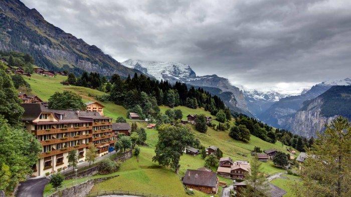 9Fakta Unik Swiss yang Wajib Diketahui, Pemakaman Jadi Hadiah Paling Bergengsi di Sana