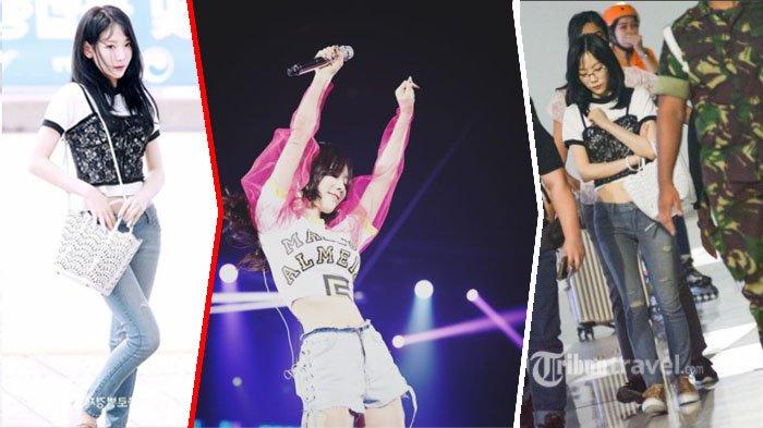 Taeyeon SNSD - Alami Insiden di Bandara, Ternyata Begini 11 Gaya Fashion Leader SNSD, Stylist Abis!