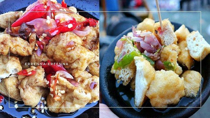 5 Tempat Makan Tahu Gejrot Enak di Cirebon, Jajanan Pedas yang Murah Meriah