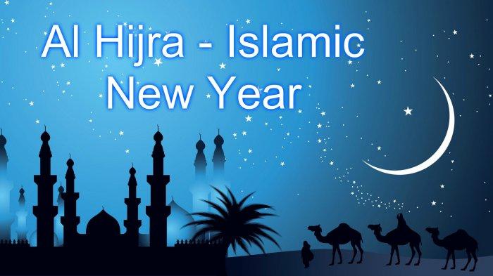 Kumpulan Ucapan Selamat Tahun Baru Islam dalam Bahasa Inggris, Cocok jadi Status di Media Sosial