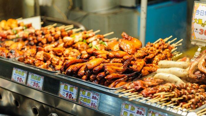 4 Street Food di Taiwan yang Menjual Aneka Kuliner Unik dan Halal