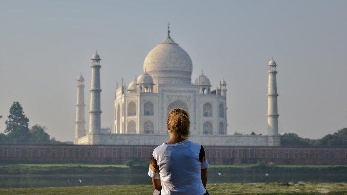 Taj Mahal, Dharmapuri, Forest Colony, Tajganj, Agra, Uttar Pradesh, India
