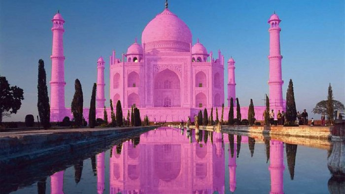 Di Balik Keindahannya, Taj Mahal Simpan 9 Misteri yang Jarang Diketahui! Termasuk Kamar Rahasia