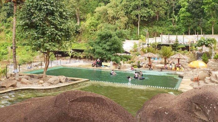 Harga Tiket Masuk Taman Batu Purwakarta 2021, Wisata di Lereng Perbukitan Kaki Gunung Burangrang