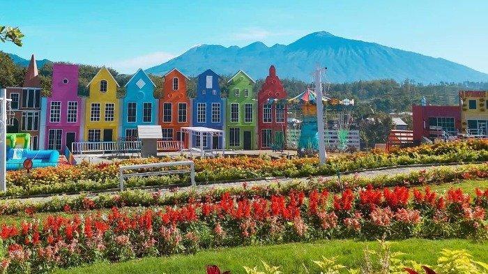 6 Spot Instagramable di Flora Wisata San Terra dan Harga Tiket Masuknya