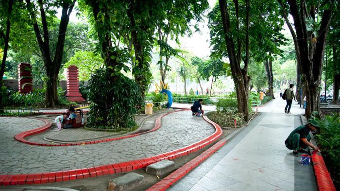 Selain Taman Bungkul, Ini 8 Taman Cantik di Surabaya yang Gratis untuk Dikunjungi