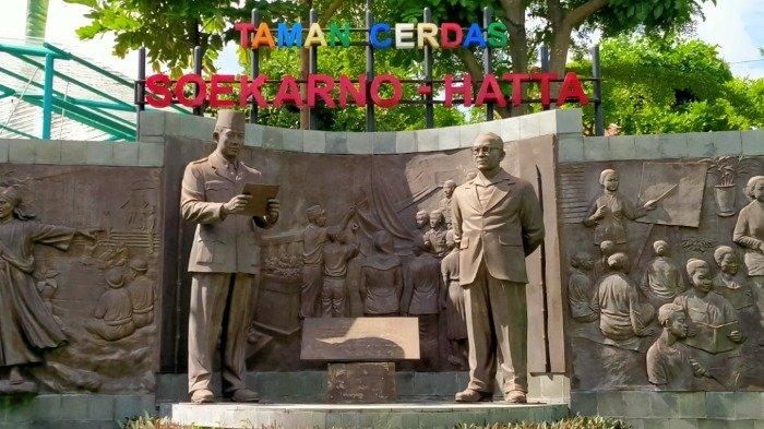 Taman Cerdas Soekarno-Hatta Surakarta, Sabtu (10/7/2021).