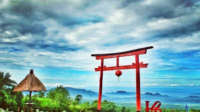 Melihat Taman Jinja Karangasem, Destinasi Wisata Baru di Bali yang Tawarkan Suasana Jejepangan