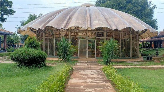 Taman Kaktus TMII Kini Dipercantik