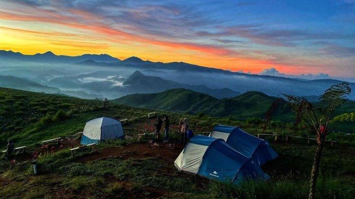 Harga Tiket Masuk Taman Langit Pangalengan Oktober 2021, Spot untuk Lihat Sunrise di Bandung