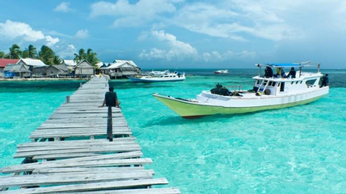 Wisata Sulsel Lepaskan Penat Di Taman Laut Taka Bonerate Pergi Ke Sana Cuma Modal Rp 3 Jutaan Halaman All Tribun Travel