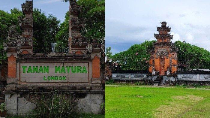 TRAVEL UPDATE: Taman Mayura, Bukti Toleransi Umat Beragama di Lombok pada Abad ke-19