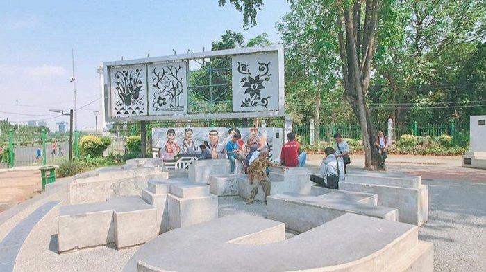 Menilik Taman Pandang Istana dan Patung Kuda Monas, Lokasi Nobar Pelantikan Jokowi-Maruf
