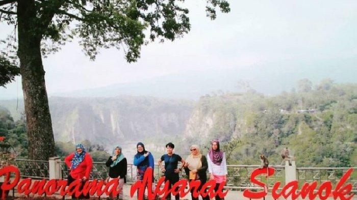 TRAVEL UPDATE: Taman Panorama Lobang Jepang, Destinasi Wisata Keluarga di Bukittinggi
