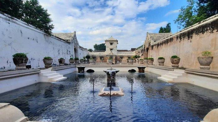Jelajah Taman Sari, Tempat Wisata Instagramable di Jogja Bergaya Arsitektur Portugis-Jawa