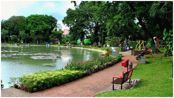 Mengintip Keunikan Taman Situ Lembang, Objek Wisata Gratis di Jakarta