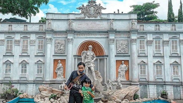 6 Tempat Ngabuburit di Tawangmangu, Ada Taman Wisata Balekambang dengan Spot Foto Landmark Dunia