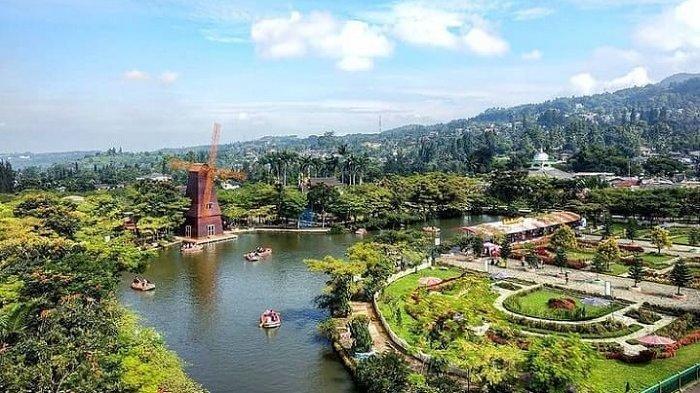 Taman Wisata Matahari dan 6 Tempat Wisata Dekat Taman Safari Bogor, Cocok untuk Liburan Akhir Pekan