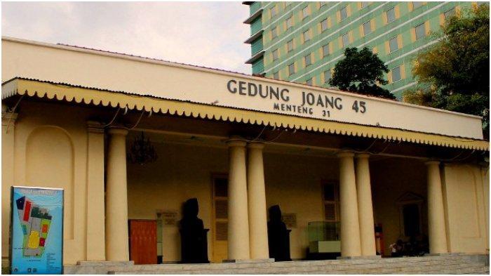 Melihat Gedung Joang 45, Markas Para Tokoh Kemerdekaan Indonesia
