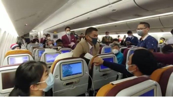 4 Aksi Tak Terpuji Penumpang di Tengah Pandemi Virus Corona