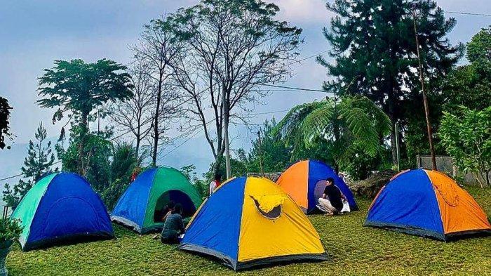 Liburan Akhir Pekan ke Nirvana Valley Resort Bogor, Cek Tarif Sewa Villa hingga Area Kemping