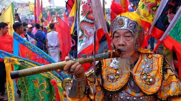 Ini Jadwal Perayaan Imlek dan Cap Go Meh di Singkawang, Parade Tatung Berlangsung Februari 2020