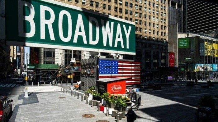 Teater Broadway di Amerika Akan Tetap Ditutup Hingga Mei 2021