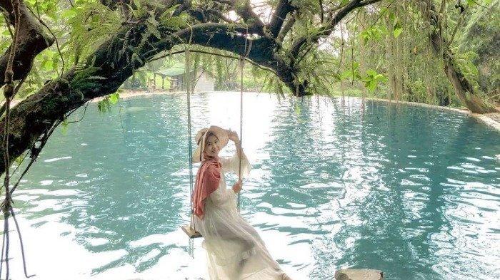 Pesona Keindahan Telaga Batu, Wisata Gunung Bogor yang Tawarkan Sensasi Berenang di Alam Terbuka