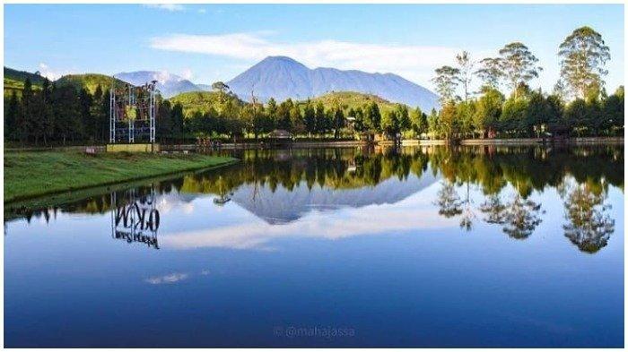 Jelajah Telaga Saat, Tempat Wisata Gunung di Bogor yang Sejuk dan Berselimut Kabut