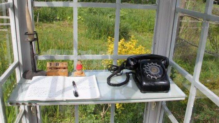 Merinding! Telepon Umum di Jepang Ini Dipakai untuk Menghubungi Orang Mati, Begini Kisahnya