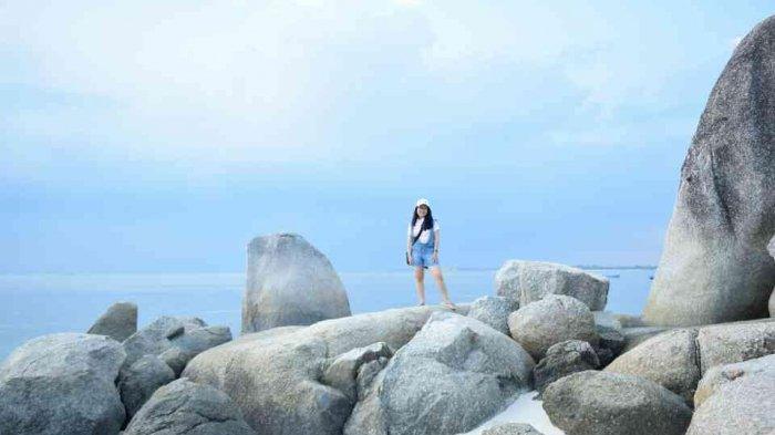 Teluk Kelabat, Gugusan Pulau Menawan di Bangka Belitung
