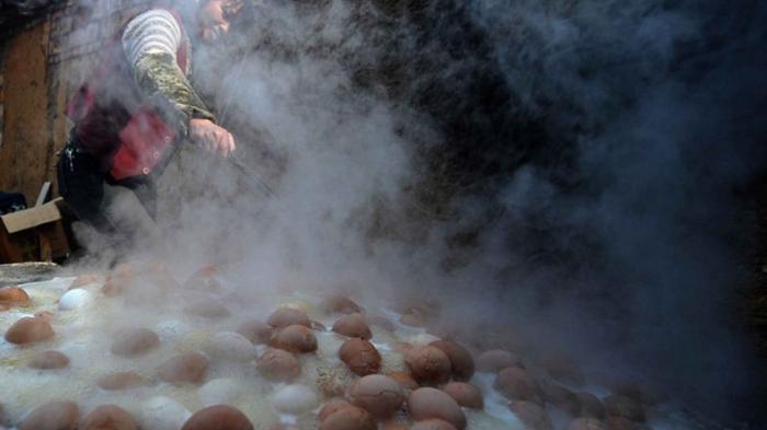 Hasil gambar untuk bumi berbau telur busuk