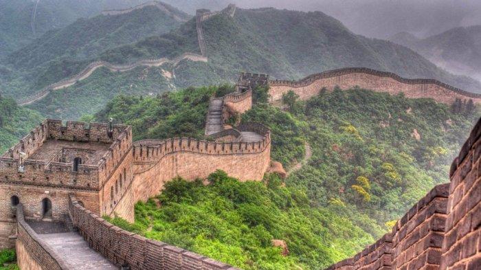 4 Objek Wisata Paling Populer di Dunia yang Berisikan Ratusan Mayat, di Antaranya Tembok Besar China