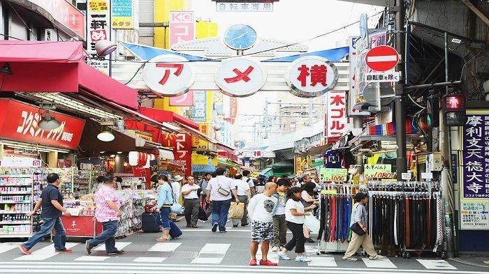 Tempat Berburu Oleh-oleh Murah dan Lengkap di Sekitar Tokyo
