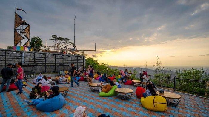 Kulineran Menikmati Suasana Jogja dari Ketinggian di HeHa Sky View, Berikut Harga Tiket Terbarunya