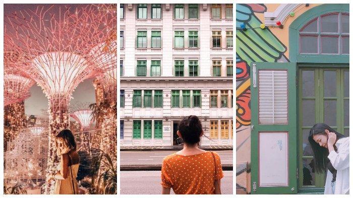 7 Tempat Wisata Instagramable di Singapura, Coba Kawasan Haji Lane dan Orchard Library