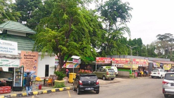 Rest Area Km 50A Jalan Tol Jakarta - Cikampek Ditutup Permanen, Ini Alasannya