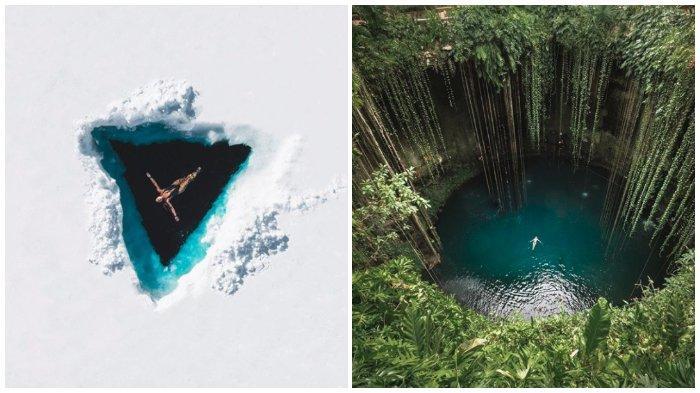 10 Tempat Ini Terlihat Indah Bagai Surga Dunia, tapi Tak Semua Orang Berani Mengunjunginya