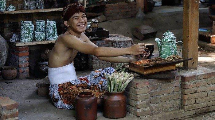 Unik! Tempat Nongkrong di Malang Tawarkan Kosep Makan dan Minum dengan Bayar Seikhlasnya