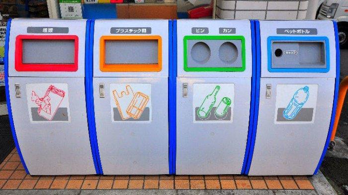 Panduan Membuang Sampah yang Benar di Jepang, Salah Sedikit Bisa Berurusan dengan Polisi