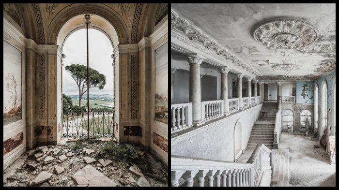 6 Bulan Keliling Eropa & Amerika, Pria Ini Temukan Tempat-tempat Terbengkalai yang Luar Biasa Indah