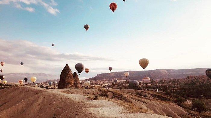 Liburan ke Turki, Ketahui 5 Fakta Menarik Cappadocia yang Jarang Diketahui