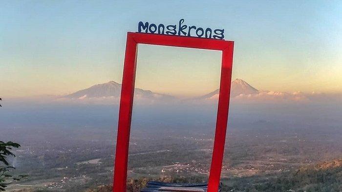 Tarif Tiket Masuk Punthuk Mongkrong Magelang, Tempat Wisata Alam di Dekat Candi Borobudur