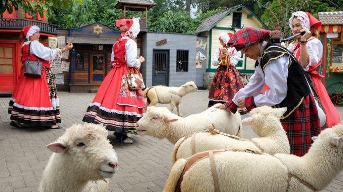 5 Tempat Wisata di Bandung untuk Liburan Akhir Pekan, Lengkap dengan Harga Tiket Masuknya