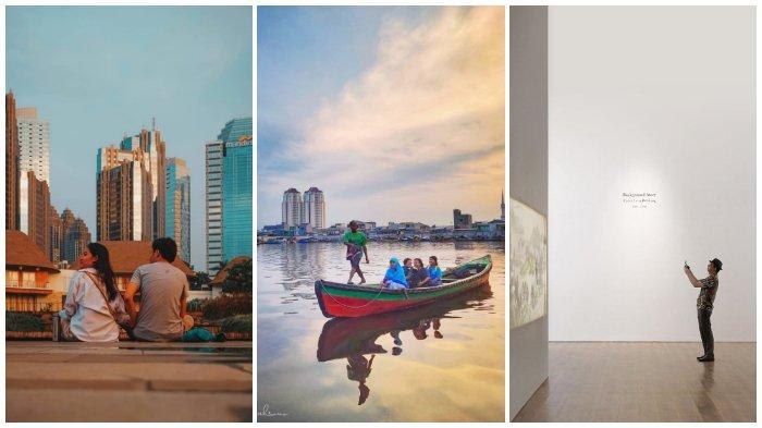 6 Tempat Wisata di Jakarta untuk Liburan Akhir Pekan, Kunjungi TeamLab Future Park yang Futuristik