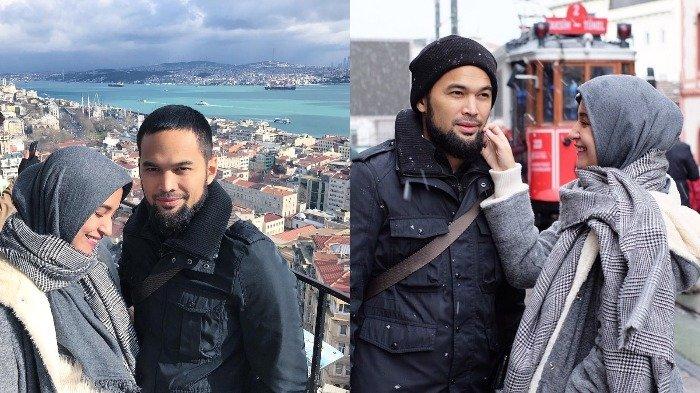 Aw, Romantisnya Teuku Wisnu-Shireen Sungkar Liburan ke Turki, Mesra Banget jadi Inget Cinta Fitri