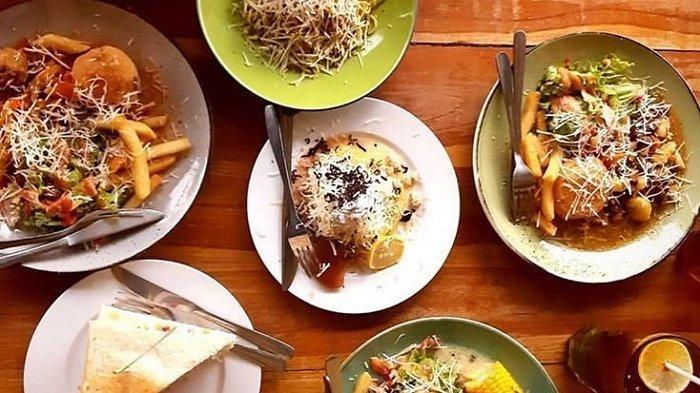 TFP Kopi Warung, Resto di Pasar Gede Solo yang Sajikan Menu Western dengan Harga Terjangkau