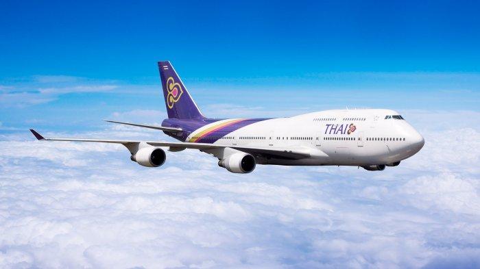 Imbas Pandemi Covid-19, Thai Airways Bakal Izinkan Masyarakat Umum Pakai Simulator Penerbangan